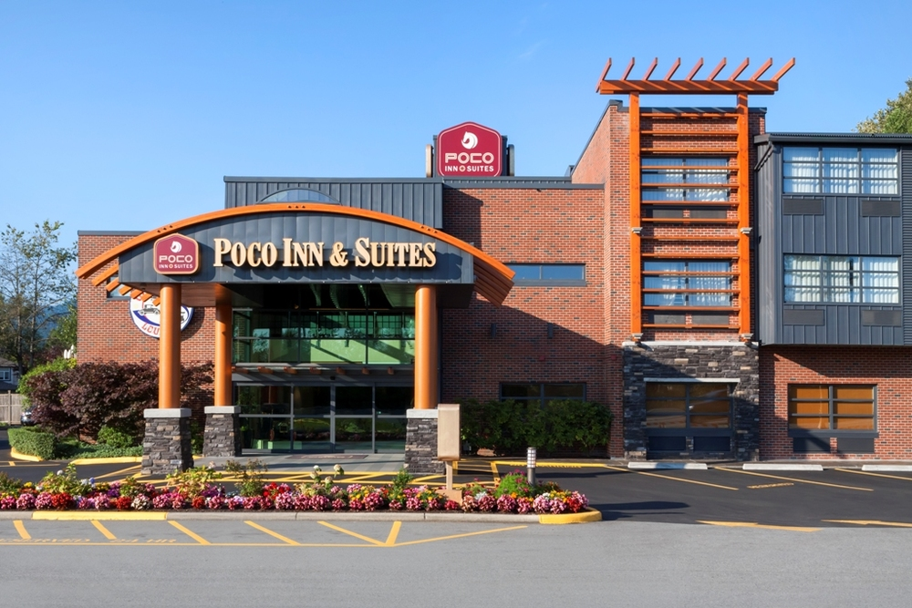 Poco Inn and Suites (Port Coquitlam, BC)