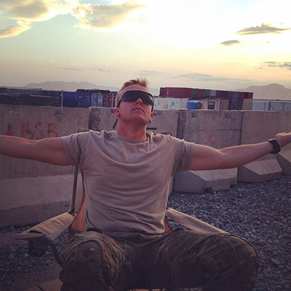 """Army Pfc. Jacob H. """"Wyk"""" Wykstra, 21, of Thornton, Colorado, assigned to 1st Battalion, 12th Infantry Regiment, 4th Brigade Combat Team, 4th Infantry Division, died May 28, 2014, in Kandahar Province, Afghanistan, of injuries sustained in an aircraft accident. He is survived by his wife, Katie Wykstra; mother, Heidi Katzenbach; father, Thomas Wykstra; brothers, Aiden and Connor Wykstra; sister, Hannah Donato; stepfather Ray Katzenbach; and stepmother, Joyce Wykstra."""