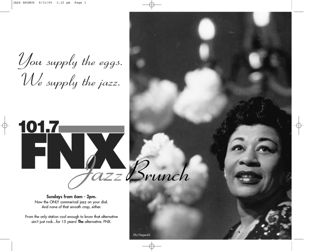 FNX Jazz Brunch