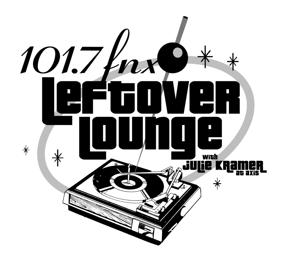 Logo: Leftover Lounge