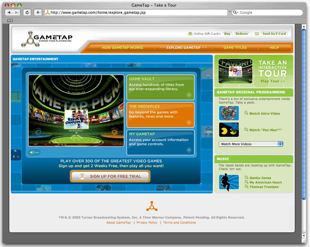 v1.0 Site Design