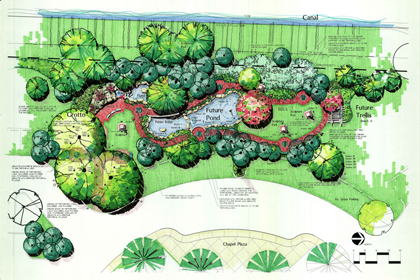 Meditation Garden at St. Peter Catholic Church Jupiter Site Plan.jpg
