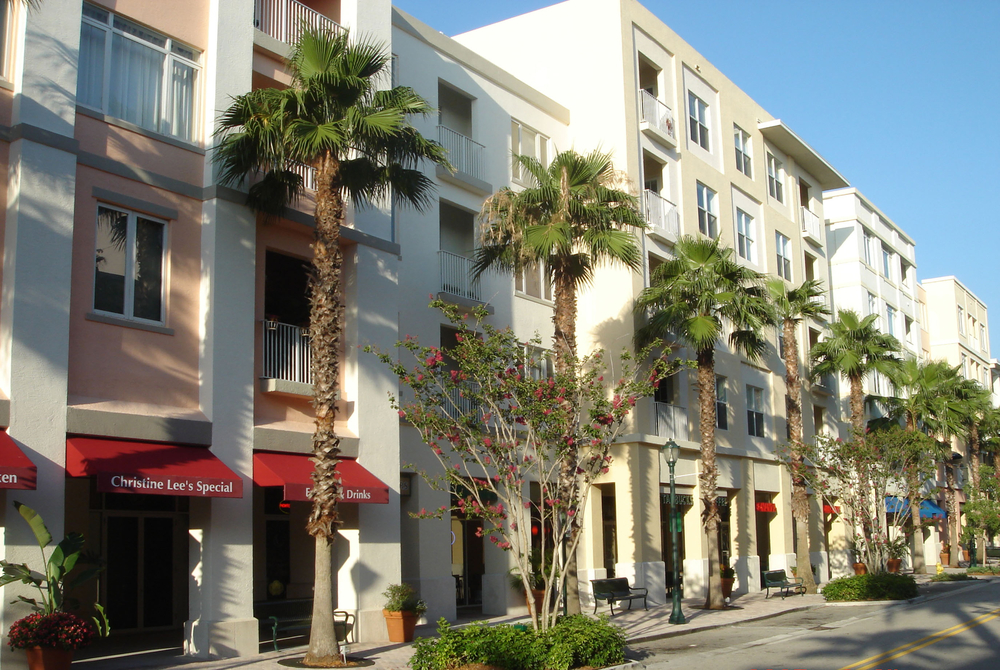 Abacoa Town Center Jupiter Florida Apartments and Retail.jpg