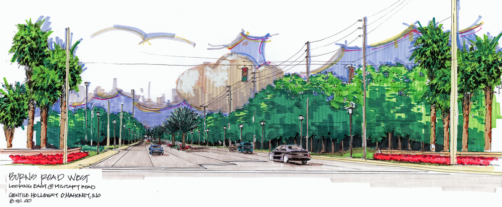 Burns Road Palm Beach Gardens Florida Landscape Perspective.jpg