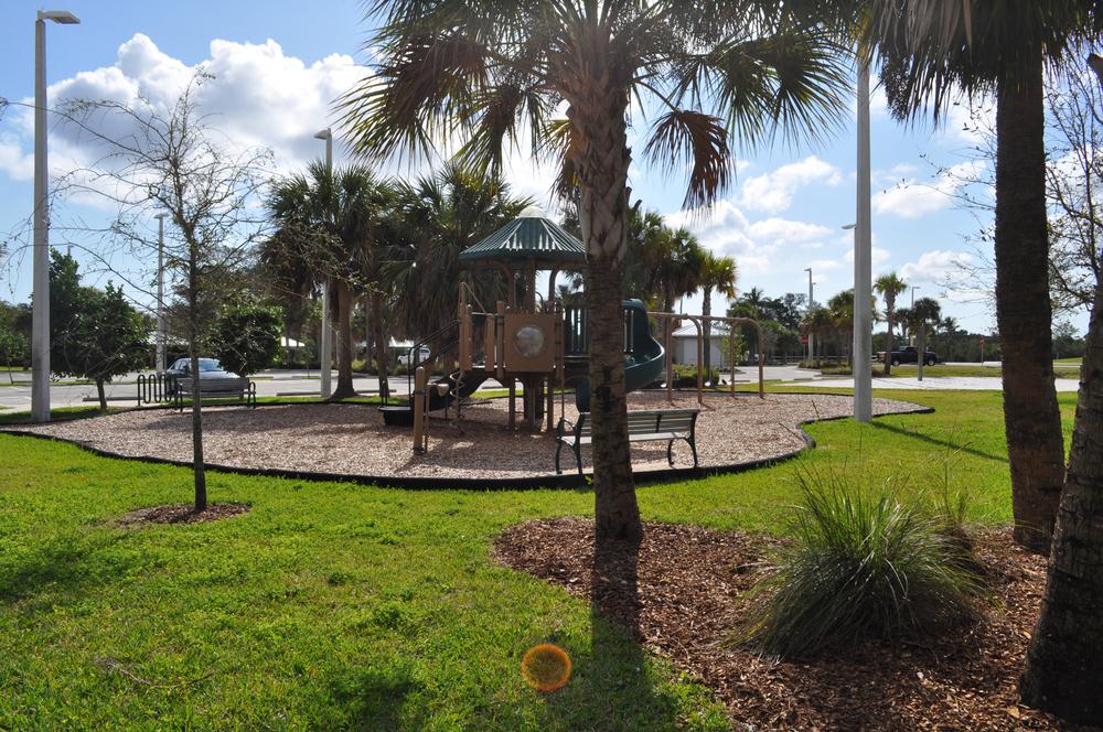 Burt Reynolds Park Palm Beach County Florida Play Sturcture.JPG