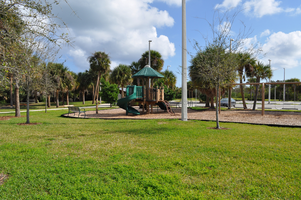 Burt Reynolds Park Palm Beach County Florida Playground Jpg