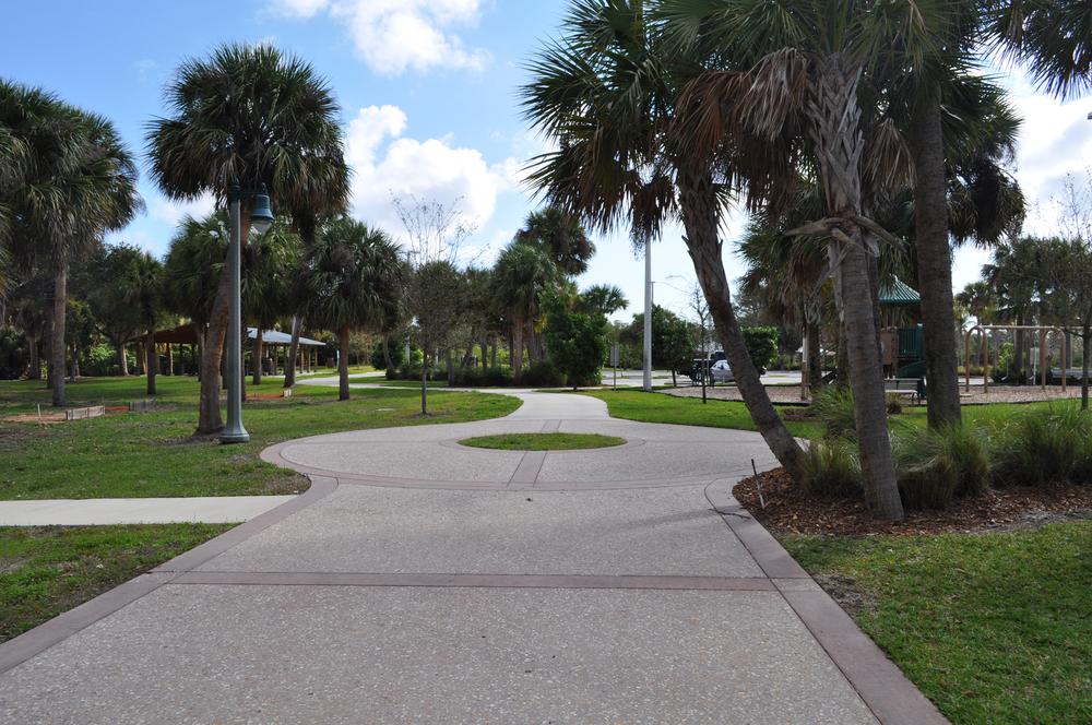 Burt Reynolds Park Palm Beach County Florida Specialty Paving.JPG