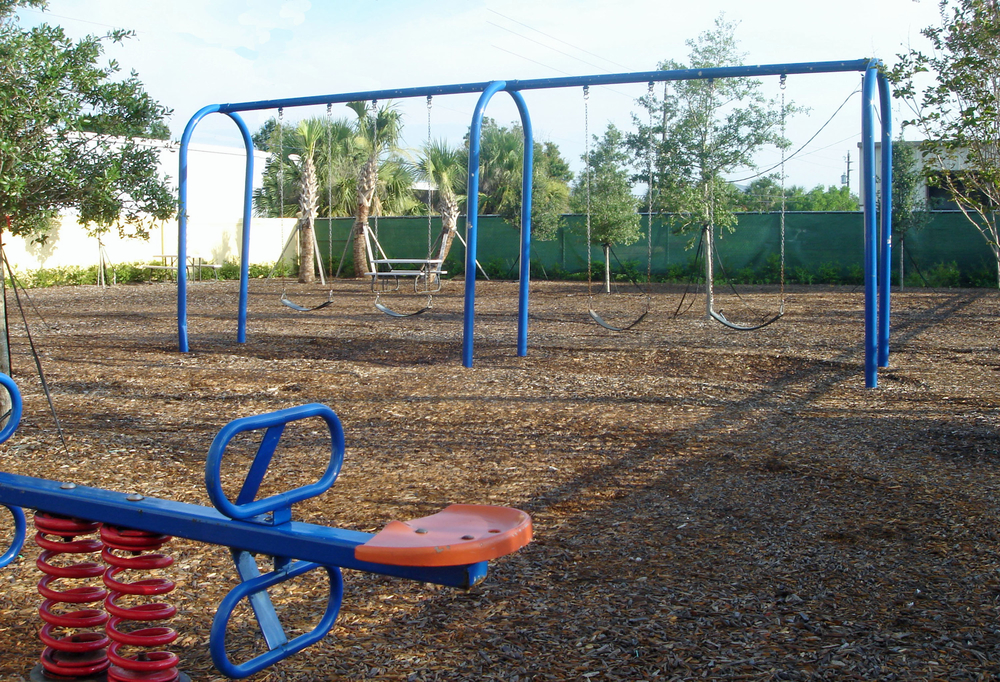 Jupiter Christian School Jupiter Florida Childrens Playground.JPG