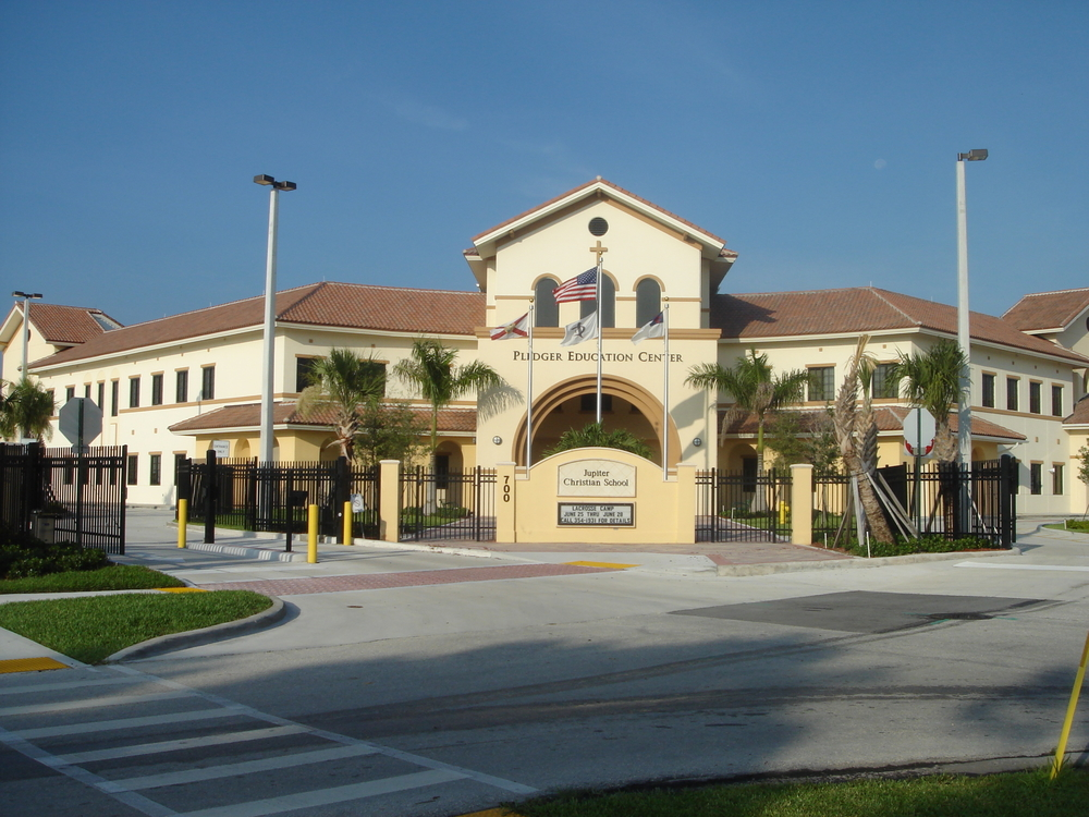 Jupiter Christian School Jupiter Florida Entry.JPG
