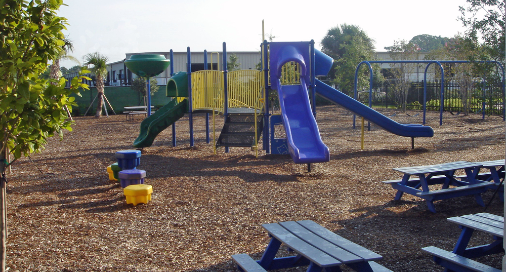 Jupiter Christian School Jupiter Florida Play Structure.JPG