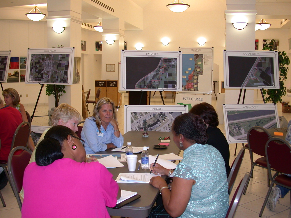 Lake Okeechobbe Senic Trail Econimic Development Community Design Charrette.JPG