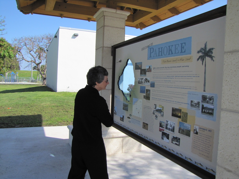 Lake Okeechobbe Senic Trail Econimic Development Pahokee Sign.jpg