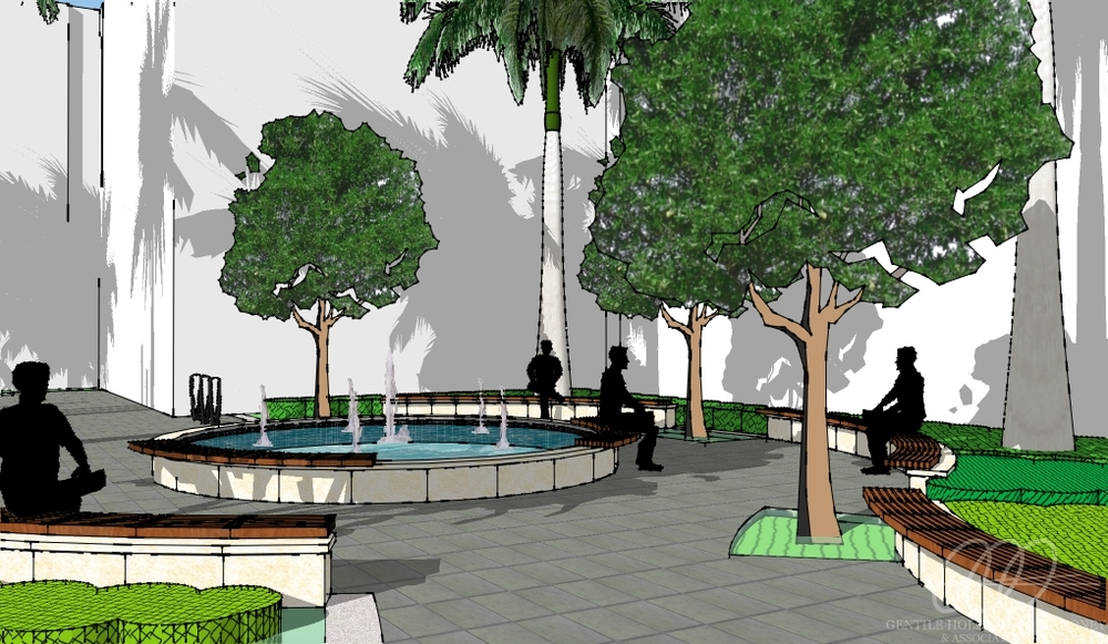 Max Planck  Florida Institute SketchUp Graphic of Courtyard.jpg