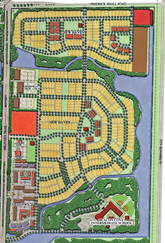 New Haven at Abacoa Jupiter Florida Site Plan.jpg