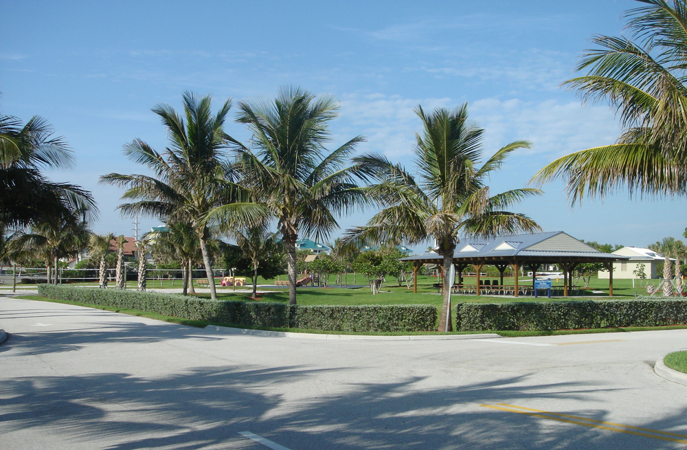 Ocean Cay Park Palm Beach County Picnic area volley ball courts playground.jpg