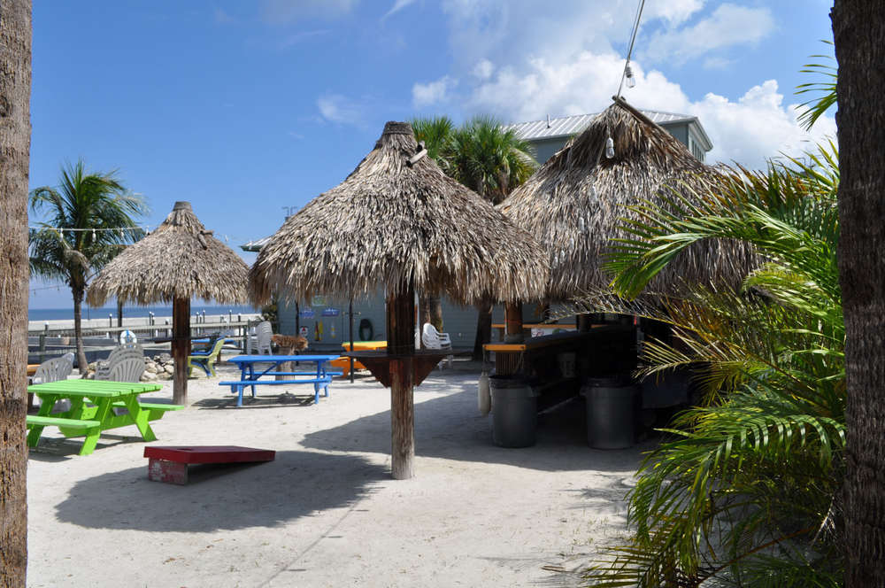 Pahokee Marina and Campground Florida Tiki Bar.JPG