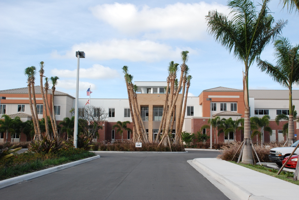 Palm Beach County Fire Rescue Training Facility Entry.JPG