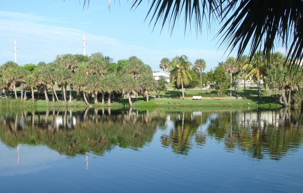 Pelican Lake Park Juno Beach Florida Water View.jpg