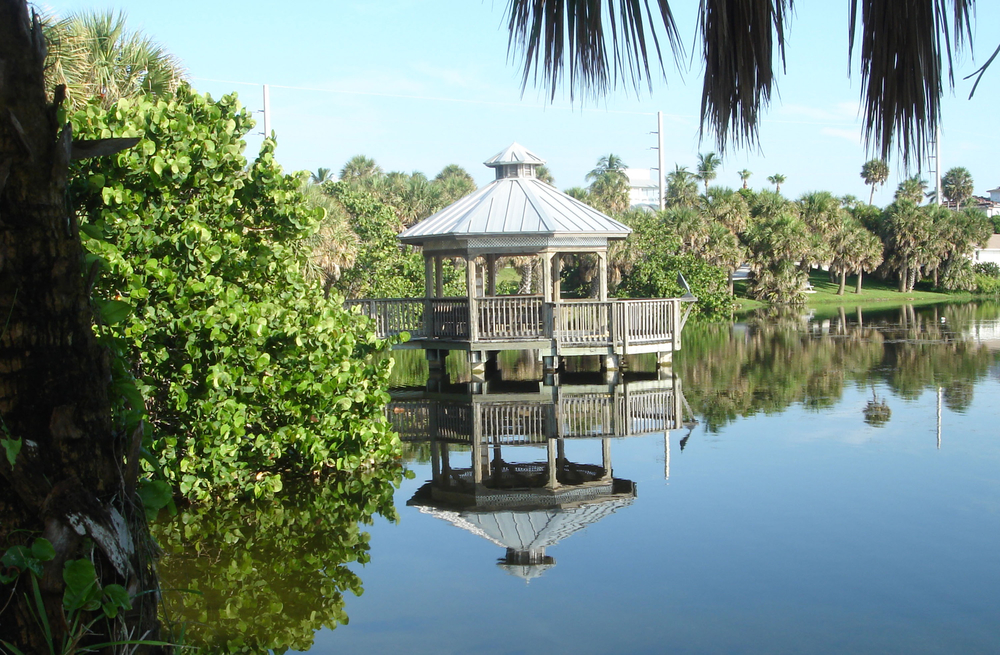 Pelican Lake Park Juno Beach Florida Gazebo.jpg