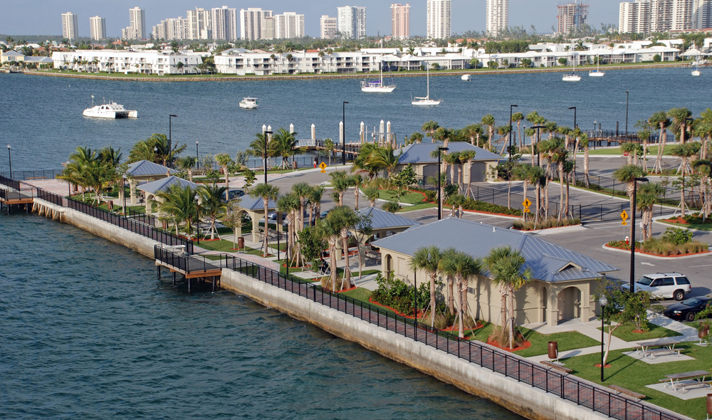 Phil Foster Park Palm Beach County Florida Fishing Seawall.JPG