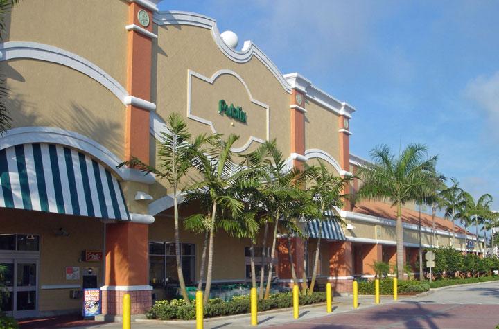 Publix Chasewood Plaza Jupiter Florida Security Bollards.jpg