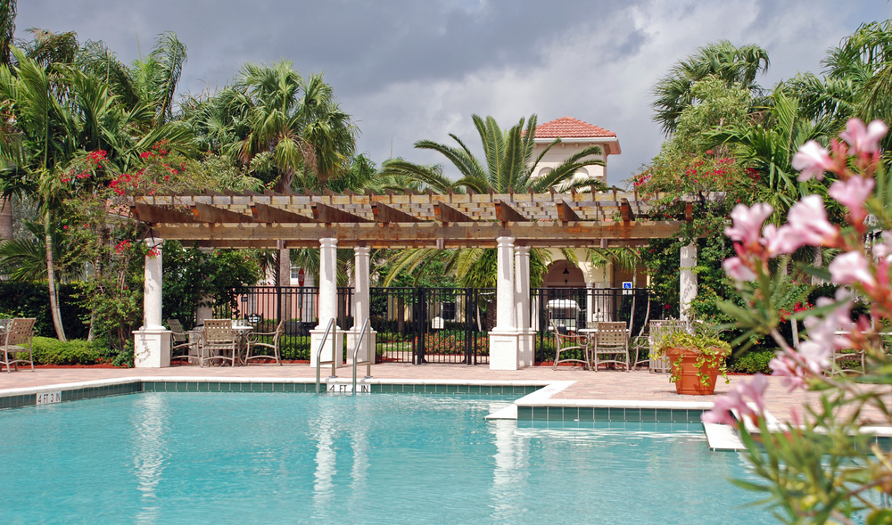 The Gables Floresta Jupiter Florida Pool Trellis.jpg
