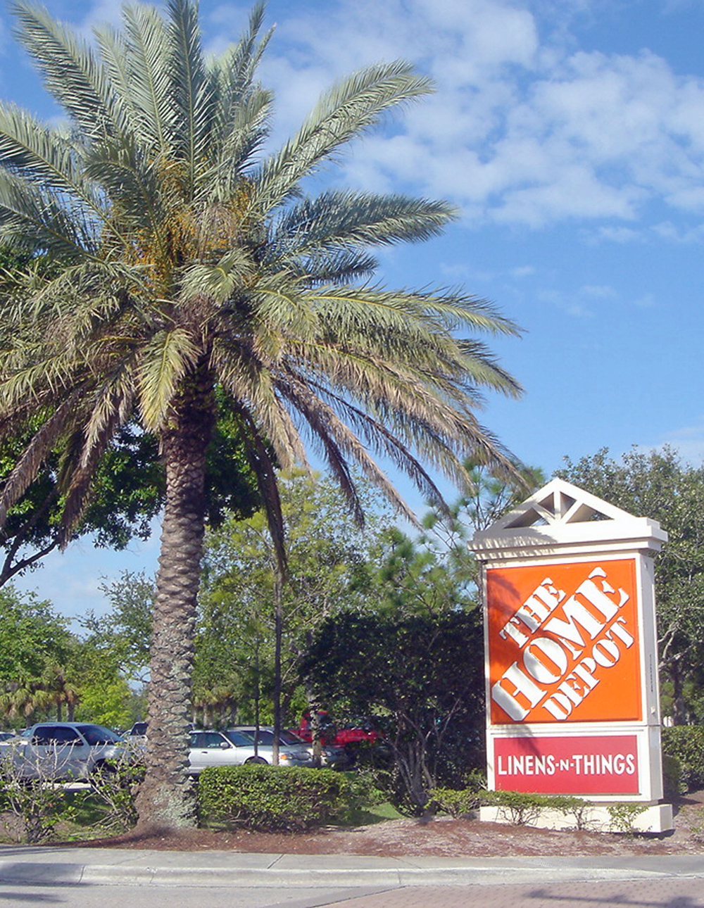 The Home Depot Jupiter Project Signage.JPG
