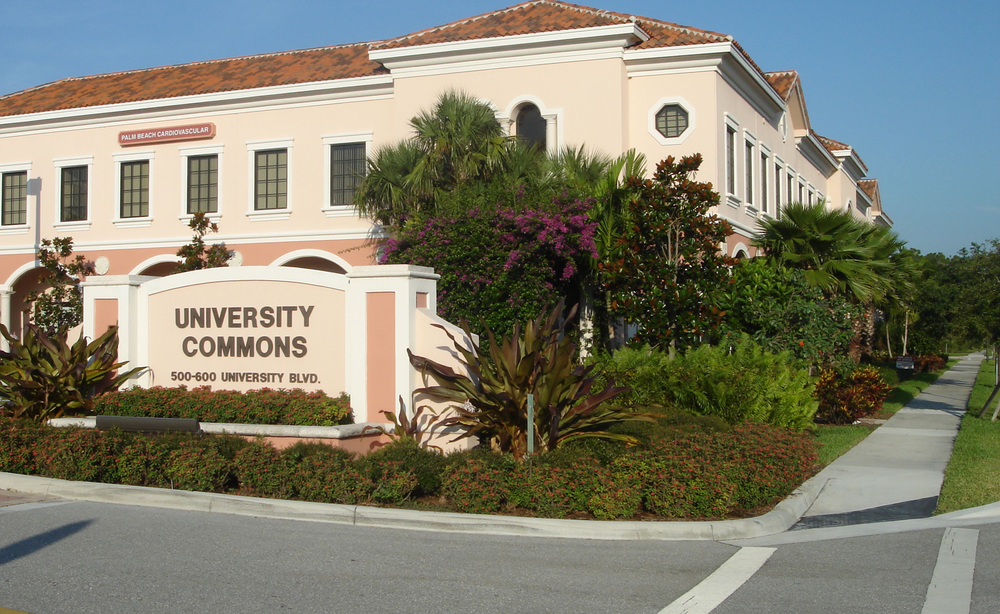 University Commons Abacoa Jupiter Sign.jpg