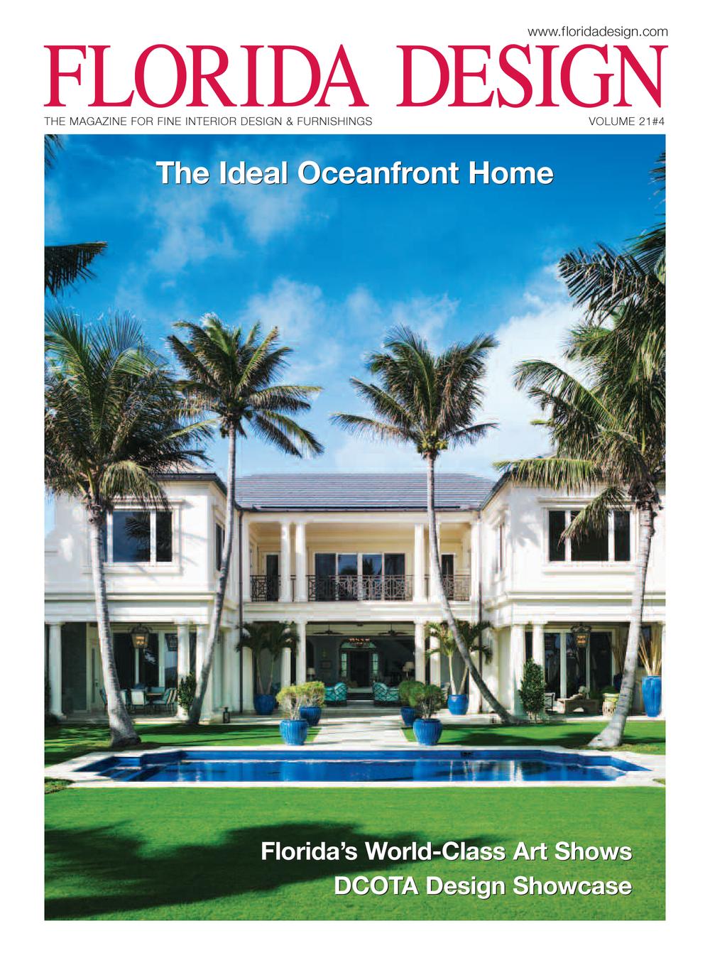 Florida home design magazine