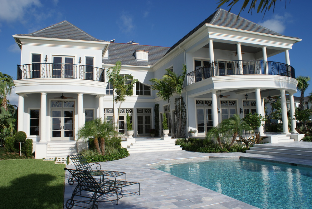 Jupiter French Chateau Residence Pool.JPG
