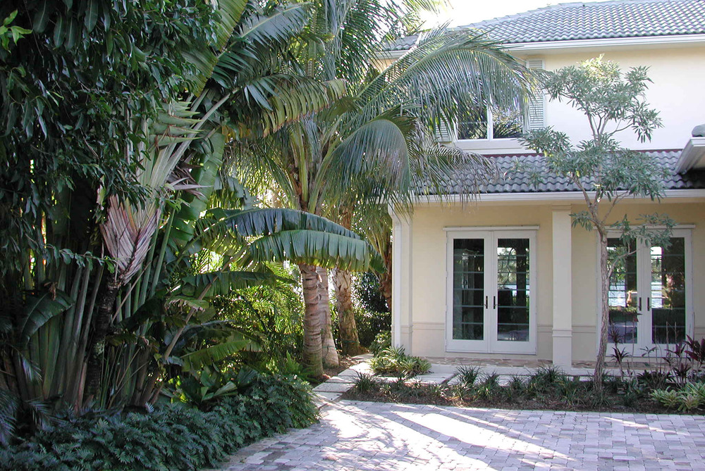 Loxahatchee River Residence Front Entrance Landscape Architecture.jpg