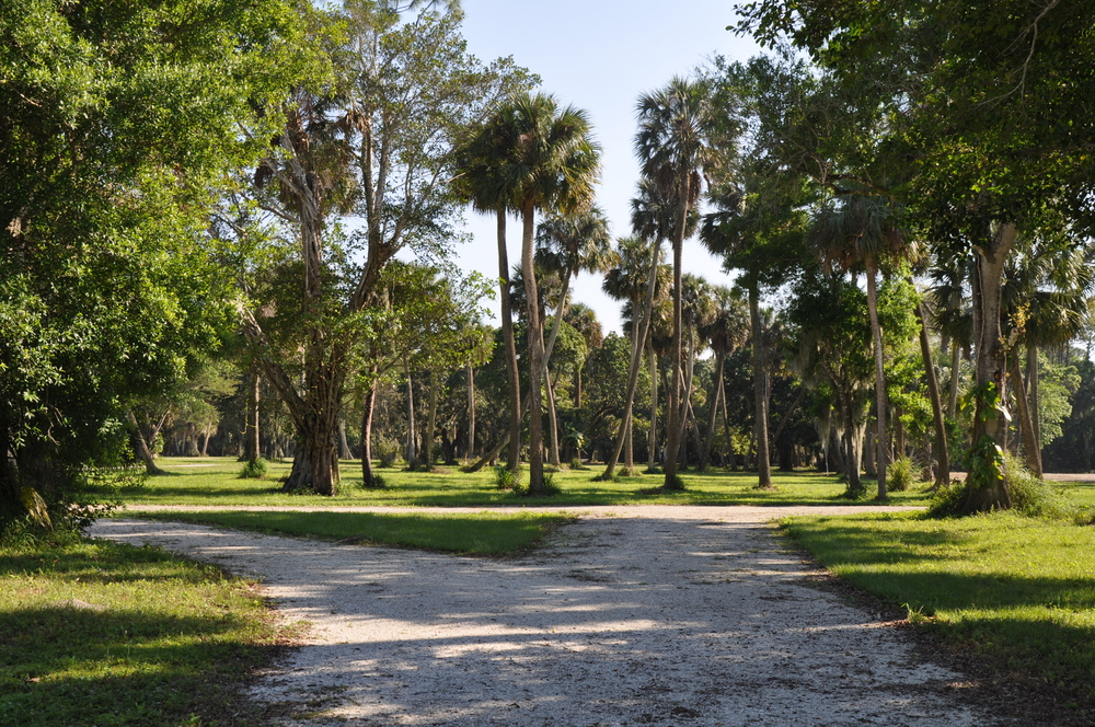 Riverbend Park Palm Beach County Shell Rock Equestrian Trails.JPG