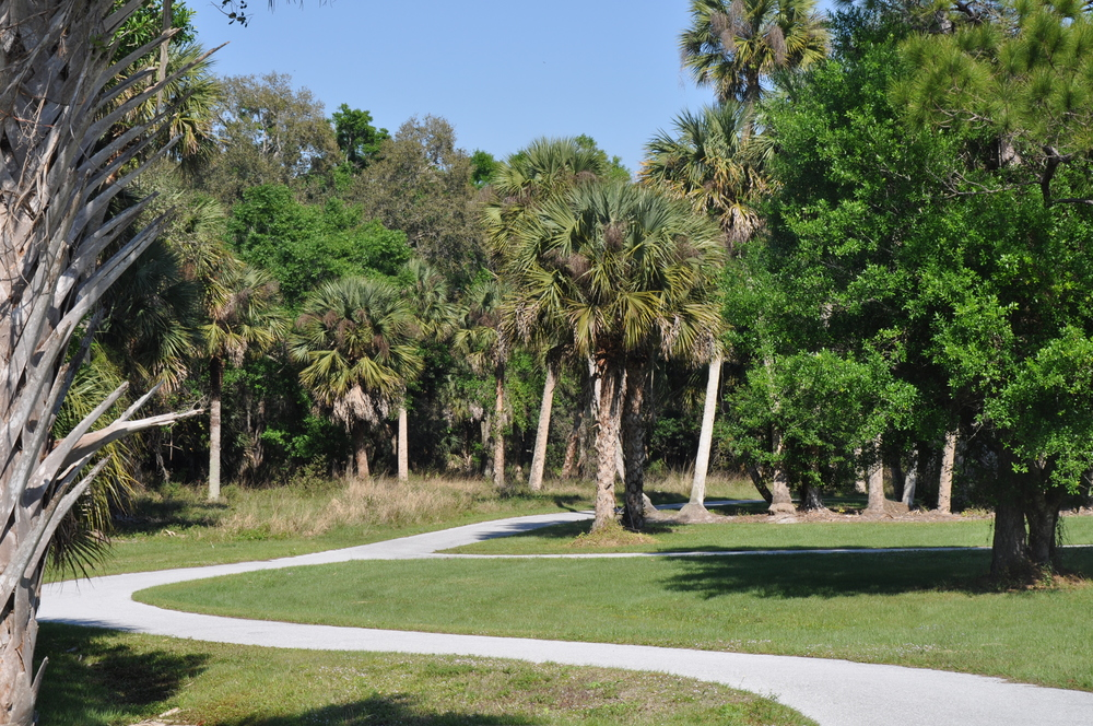 Riverbend Park Palm Beach County Multi-Use Trails.JPG