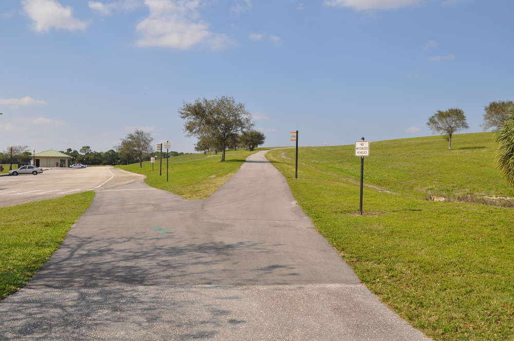 Dyer Landfill Reclamation Palm Beach County Florida Multi Use Trails.JPG