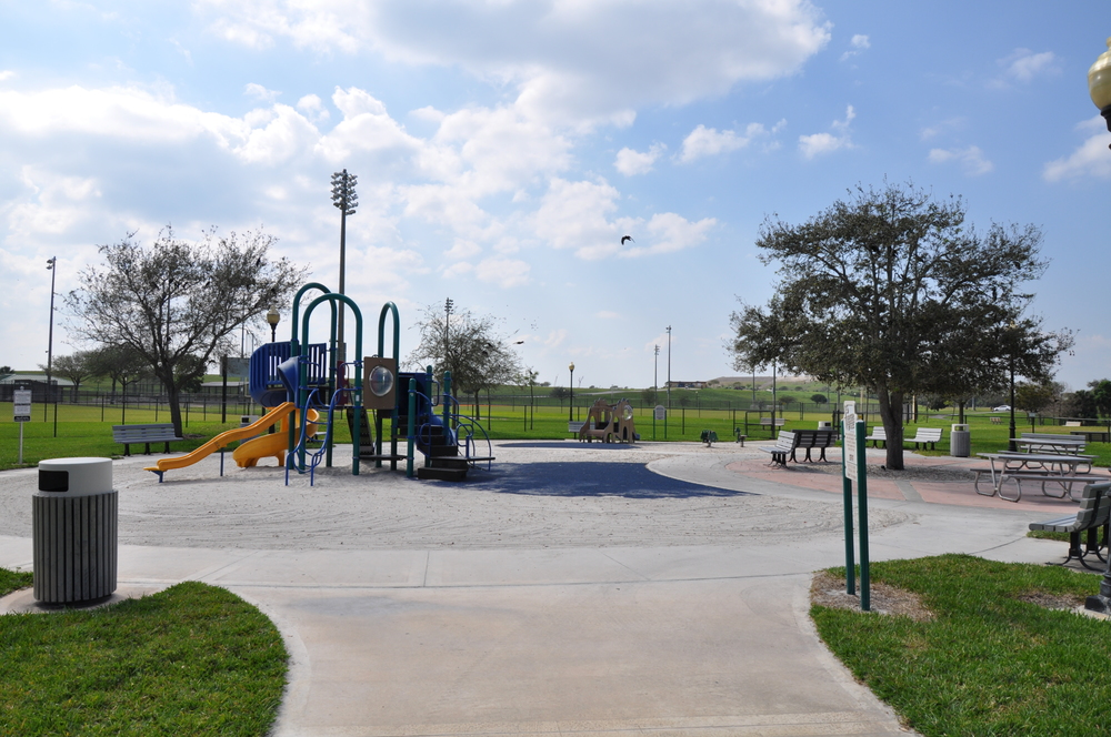 Dyer Landfill Reclamation Palm Beach County Florida Playground.JPG