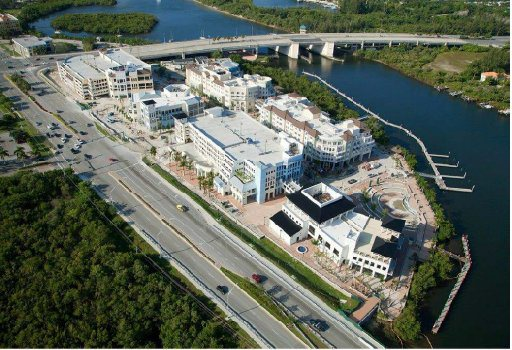 Harbourside Place wins top award from Urban Land Institute