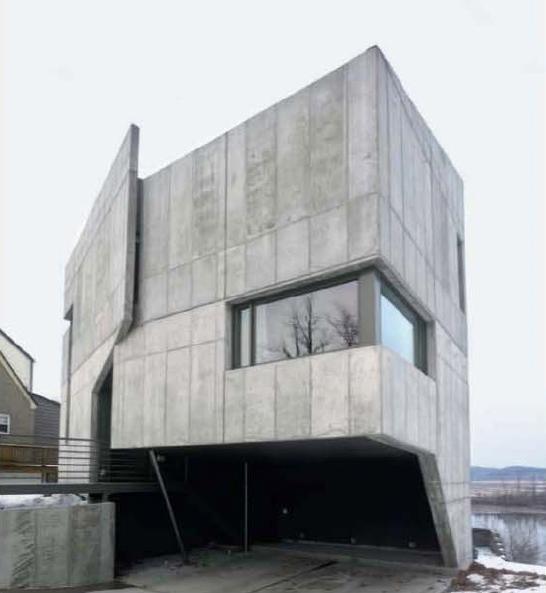 Sanders Residence; Garofalo Architects