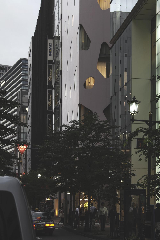 Mikimoto building -Toyo Ito