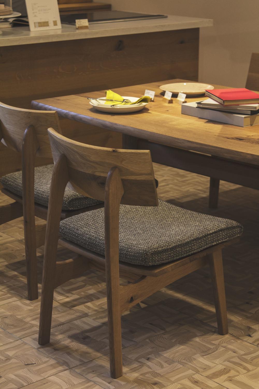 Morinokotoba Chair and Couch -Toshimitsu Sasaki