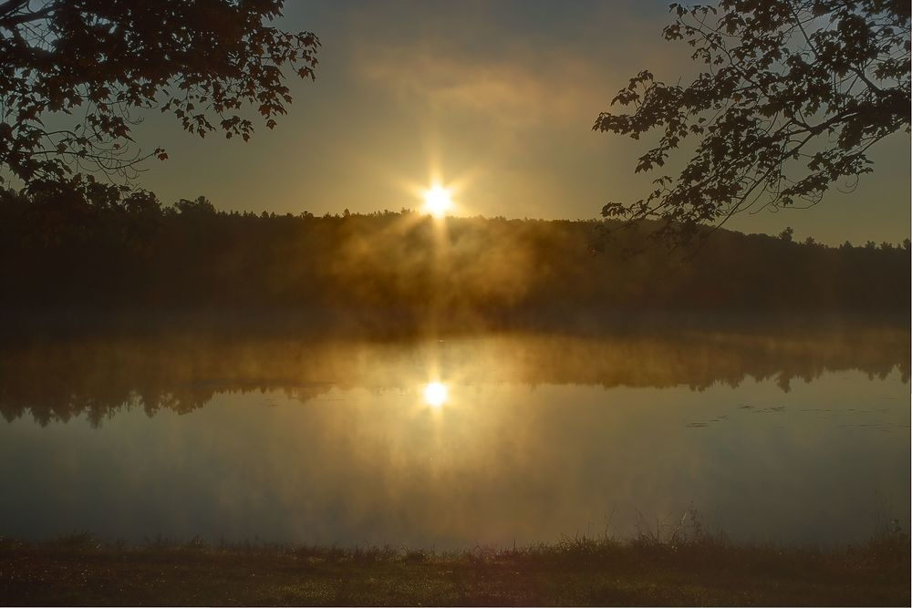 Lake Mists