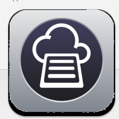 iPad app - iGoogle CloudPrint - download from the App Store
