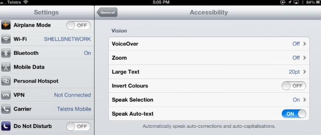 Voiceover - Setup