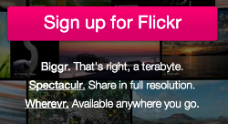 Sign up for Flickr - It's free