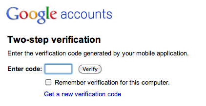 google t step authentication