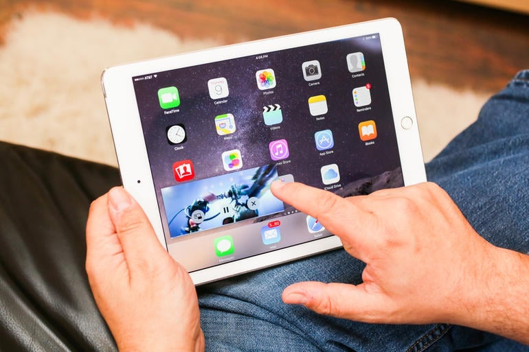 How to get around your iPad or iPhone