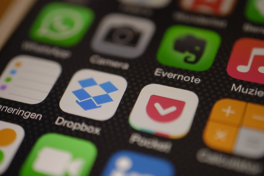 He basics of getting apps, organising & managing apps