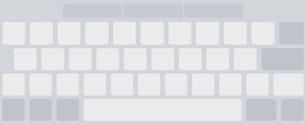 keyboard - trackpad