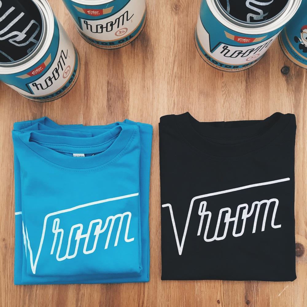 Tembo Brand Vroom T-Shirts