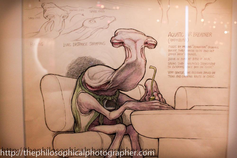 Cantina Aliens