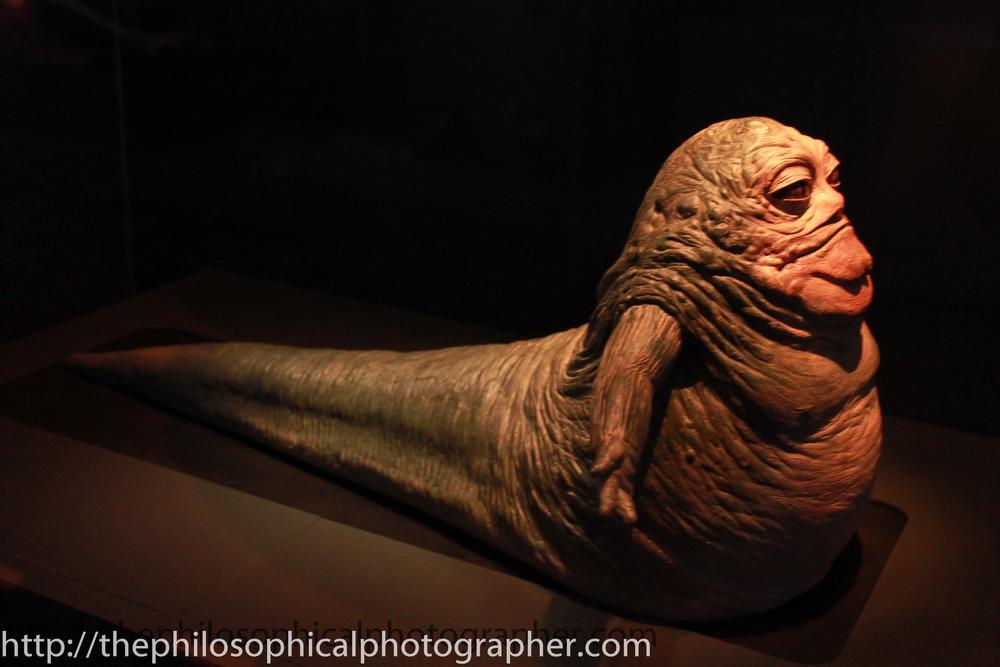 Jabba the Hutt Model